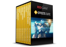 دانلود پلاگین Red Giant Effects Suite v11.1.13